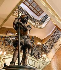 бронза литье, скульптура бронзовая, решетки кованные, ковка