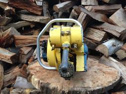 Clinton D4 vintage chainsaw #3.JPG