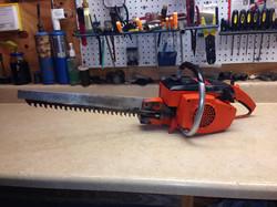 Dayton 2Z464 (Poulan 100) chainsaw #8.JPG