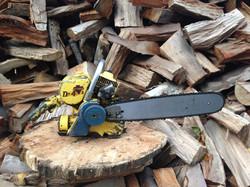 Clinton D4 vintage chainsaw #7.JPG
