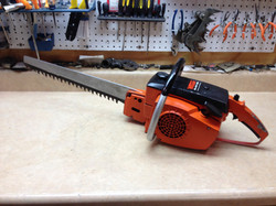 Wright 100 (poulan 100) Chainsaw #2.JPG