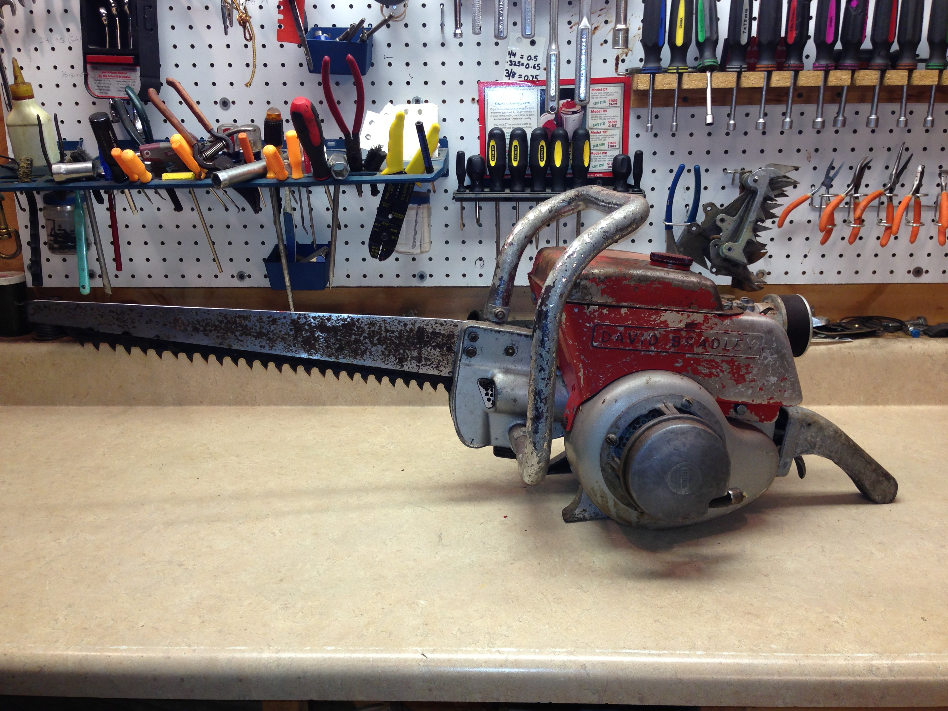 David Bradley reciprocating saw 283.83300  chainsaw (Wright GS-218) #2.JPG