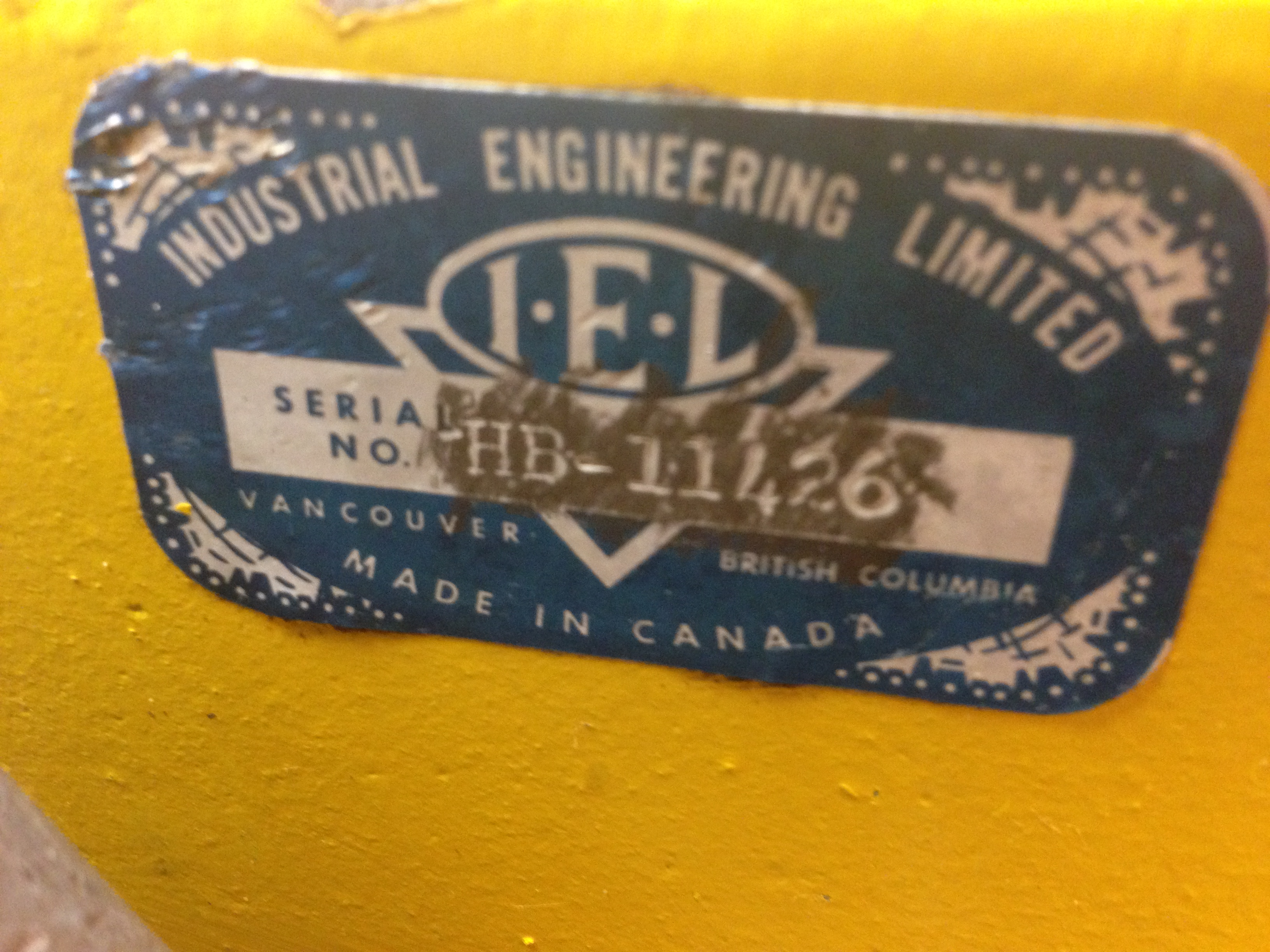 I.E.L. pioneer HB chainsaw #21.JPG
