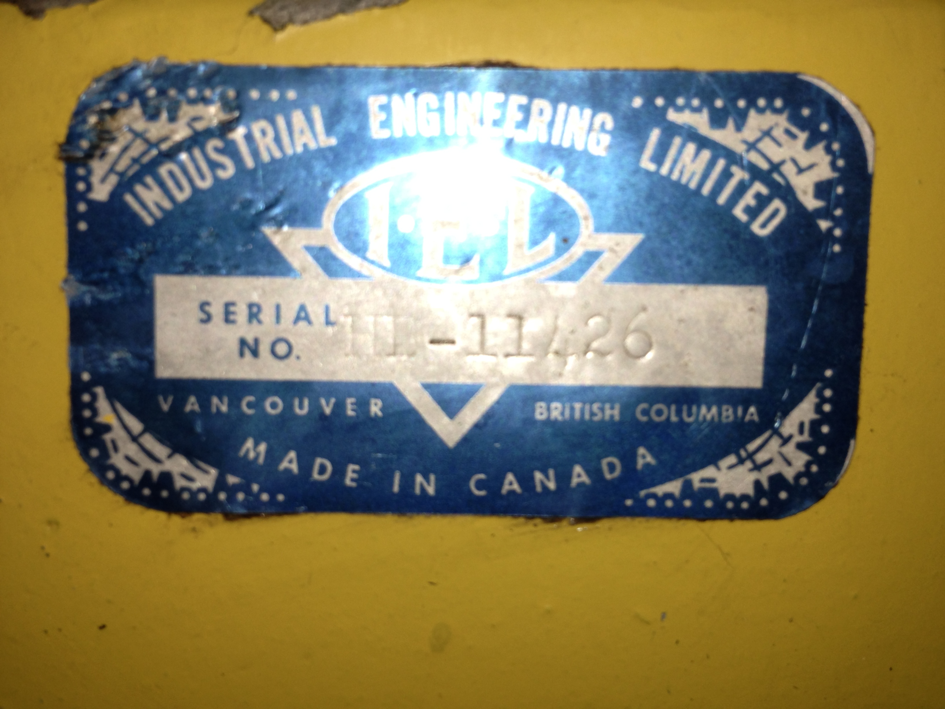 I.E.L. pioneer HB chainsaw #4.JPG