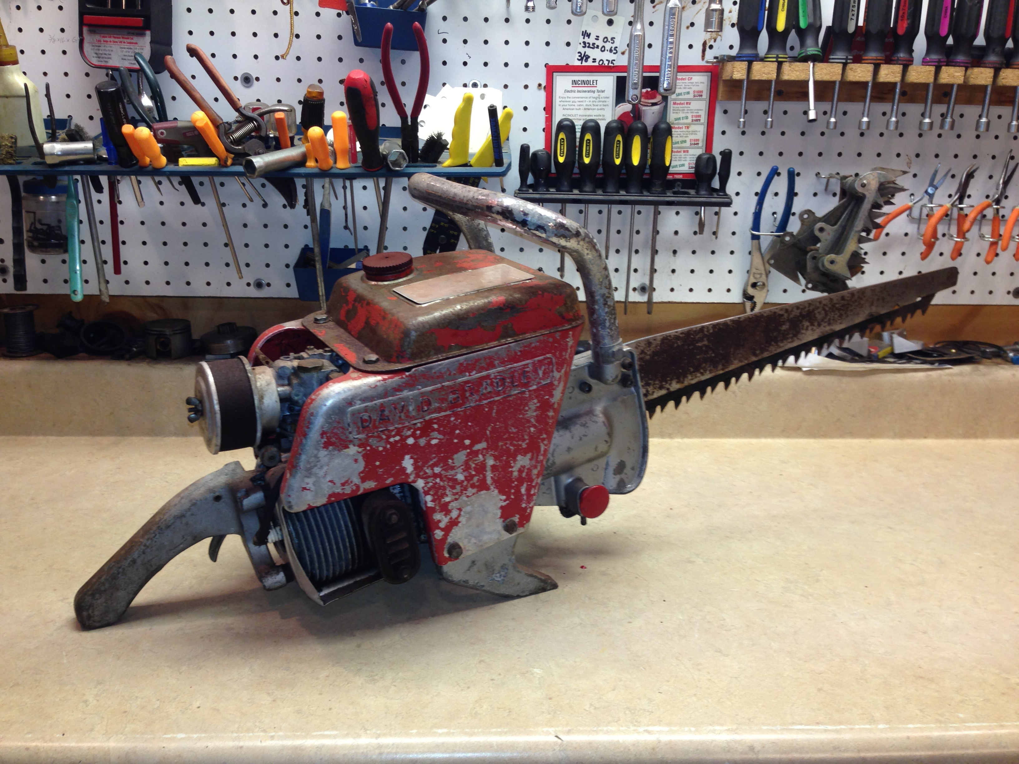 David Bradley reciprocating saw 283.83300  chainsaw (Wright GS-218) #6.JPG