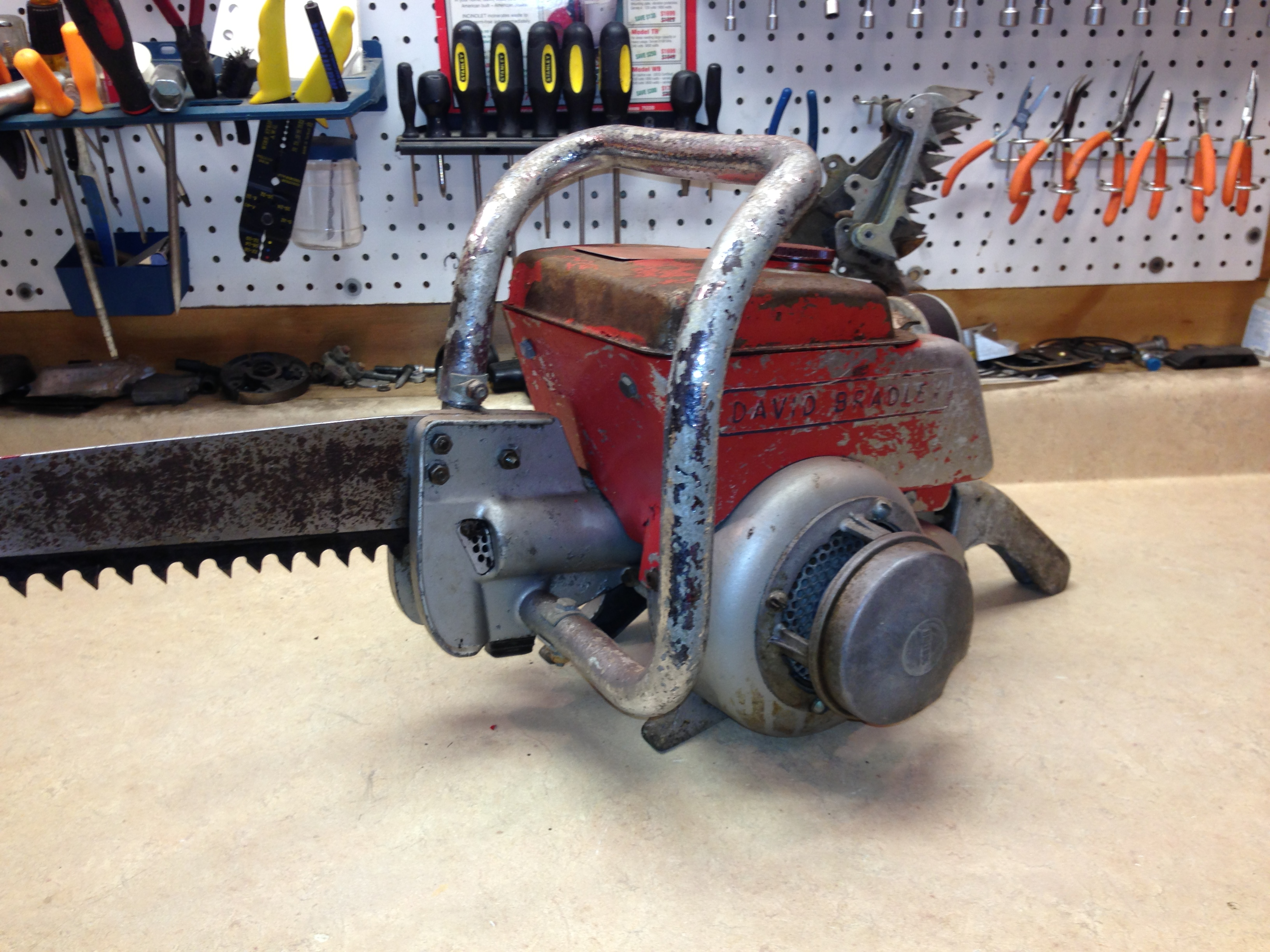 David Bradley reciprocating saw 283.83300  chainsaw (Wright GS-218) #3.JPG