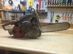 Rare Mall 3MG chainsaw #11
