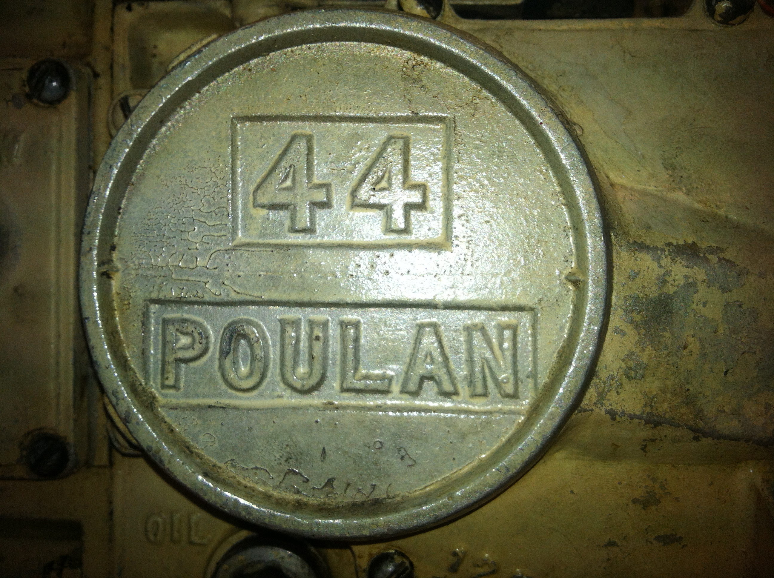 Poulan 44 (one man) pic 12