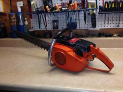 Dayton 2Z464 (Poulan 100) chainsaw #12.JPG