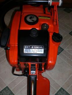 Echo CST-610 EVL pic 3