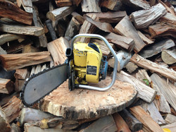 Clinton D4 vintage chainsaw #6.JPG