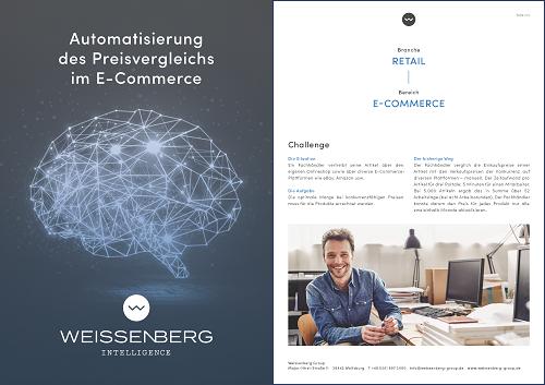 RPA Use Case E-Commerce