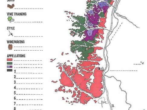 Beaujolais Blank Map