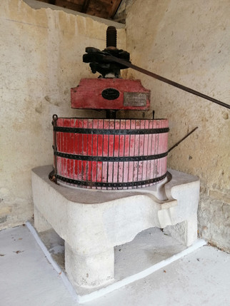 Old Wine Press in Jura