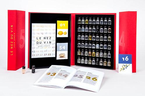 Le Nez du Vin Master Kit 54 Aromas