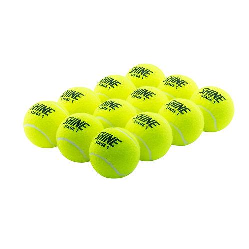 SHINE GREEN BALLS ( STAGE 1) 1DOZEN