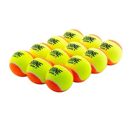 Shine Stage 2 (orange) balls
