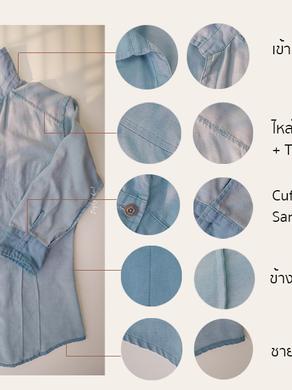 'คำนวนงบลงทุนจักร' สำหรับคนที่ตัดเย็บเสื้อผ้าขายด้วยตนเอง