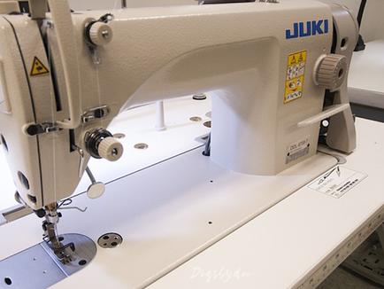 มือใหม่ซื้อจักรเย็บผ้า จักรอุตสาหกรรมมือ 2 ต้องดูอะไรบ้าง ?