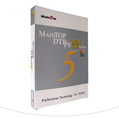 Maintop DTS - v 5 - para Impressora Goldensign