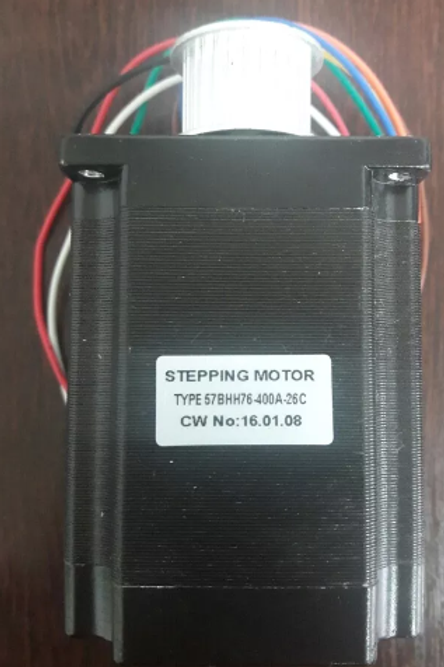Motor Step - Skycolor