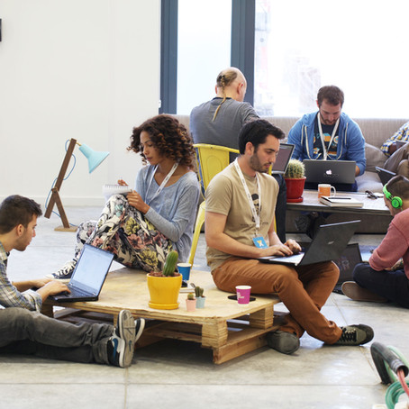 Why Your Open Work Space isn't Working