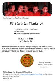 Päť šťastných Tibeťanov