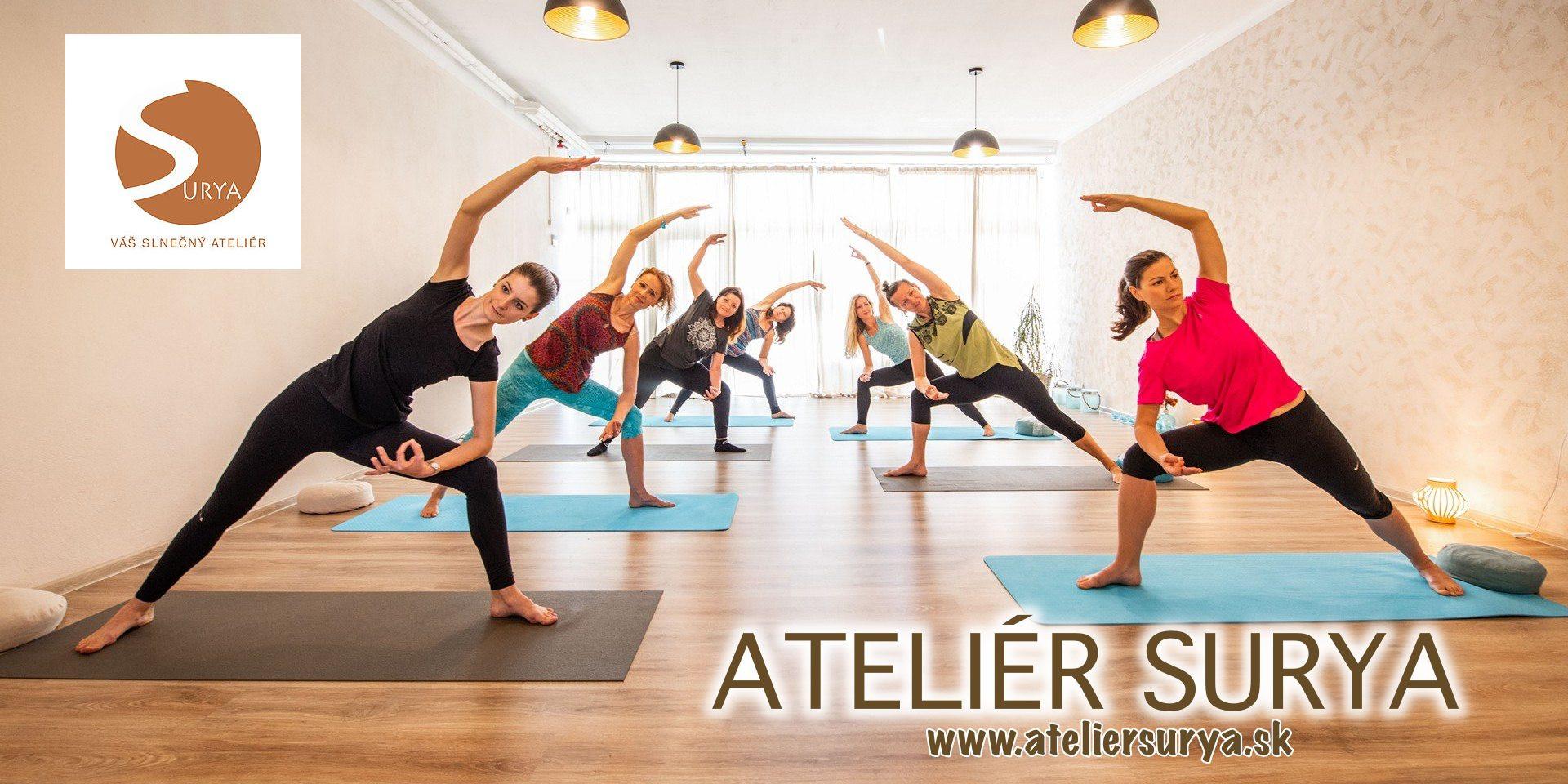 41439d168 Ateliér Surya | Dúbravka | Joga | Pilates | SM Systém