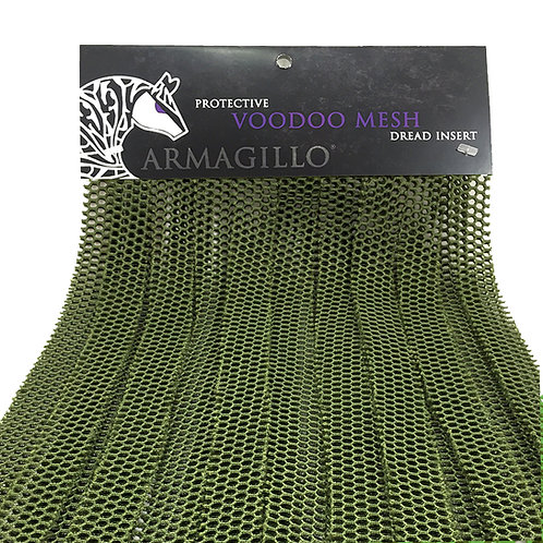 Voodoo Mesh dread insert - Tropic Green