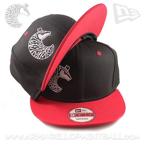9FIFTY Snapback - Red/Black