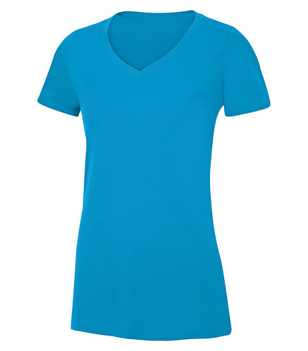 V-Neck Shadow Tee - Ladies Selection A