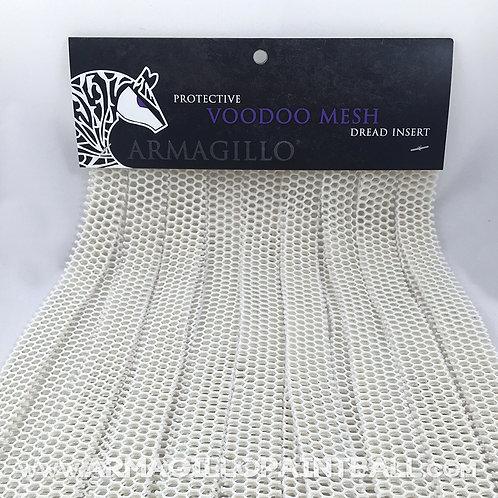 Voodoo Mesh dread insert - Bone White
