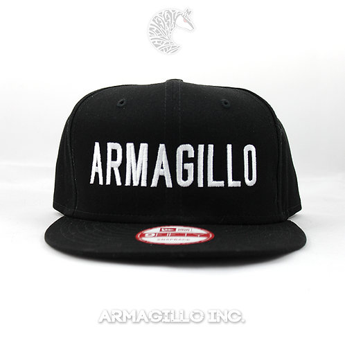 Snapback - Black and White
