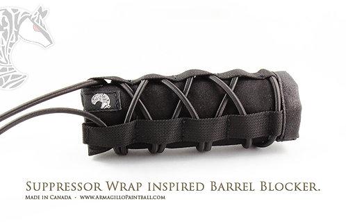 Suppressor Wrap Barrel Blocker