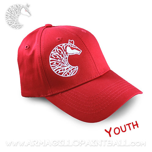 Youth Gillo Cap - Red