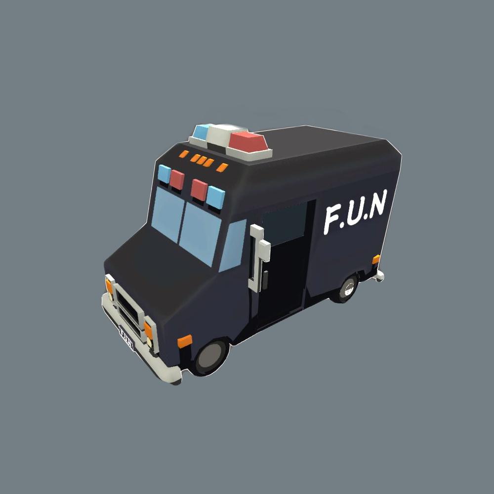 Fun Swat Vehicle