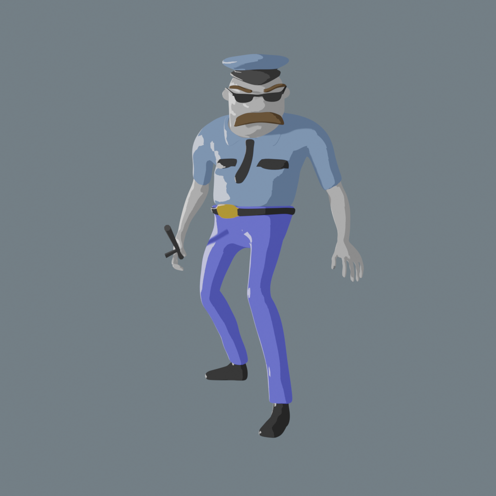 Standard Fun Police