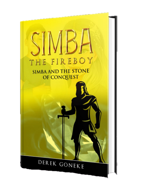 SIMBA THE FIREBOY AND THE STONE OF CONQUEST