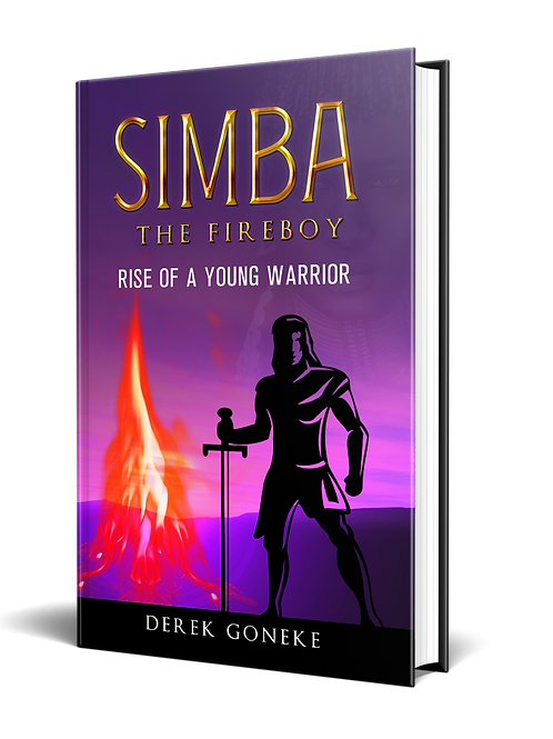 Simba The Fireboy Series: The Rise of a Young Warrior  Series 1