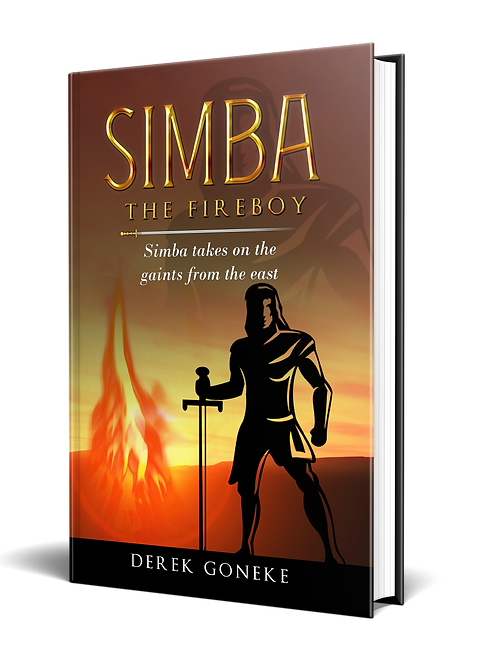 Simba The Fireboy Series: Simba Takes on the Giants from the East Series2