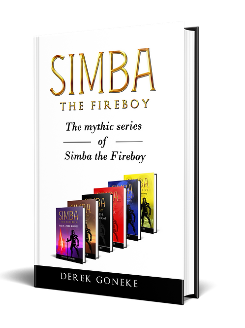 Simba The Fireboy  The Mythic Series