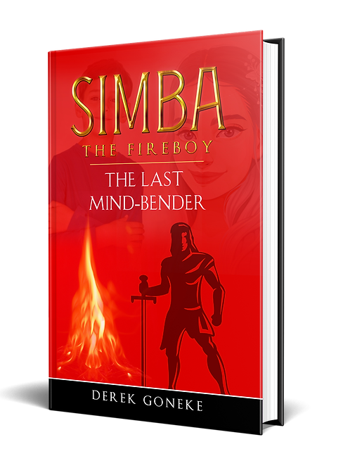 Simba The Fireboy Series : The Last Mind-Bender Series  4