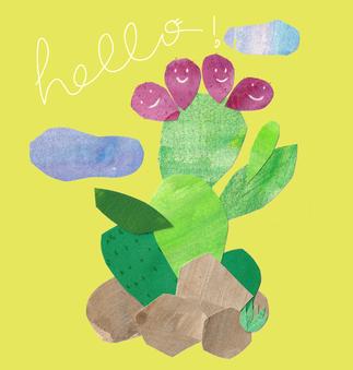 Cactus hi!