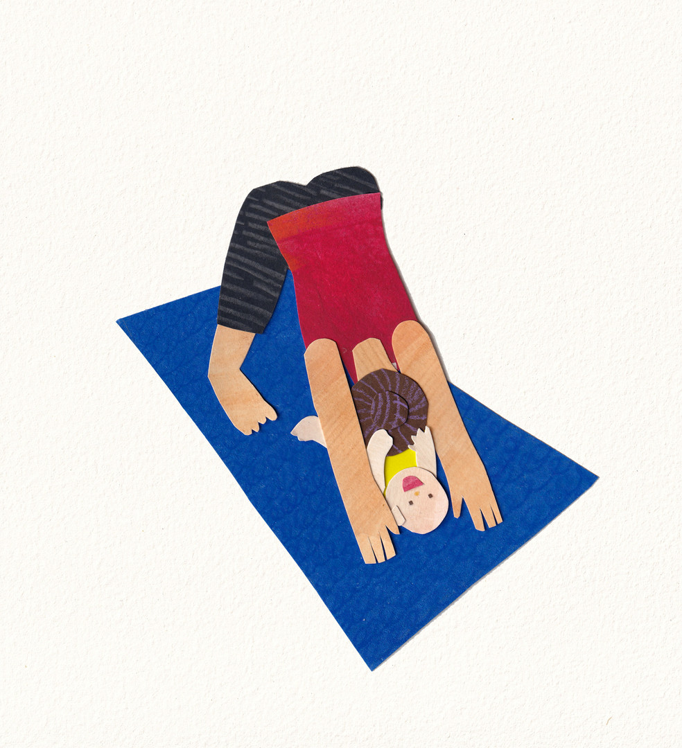 Yoga with your baby!