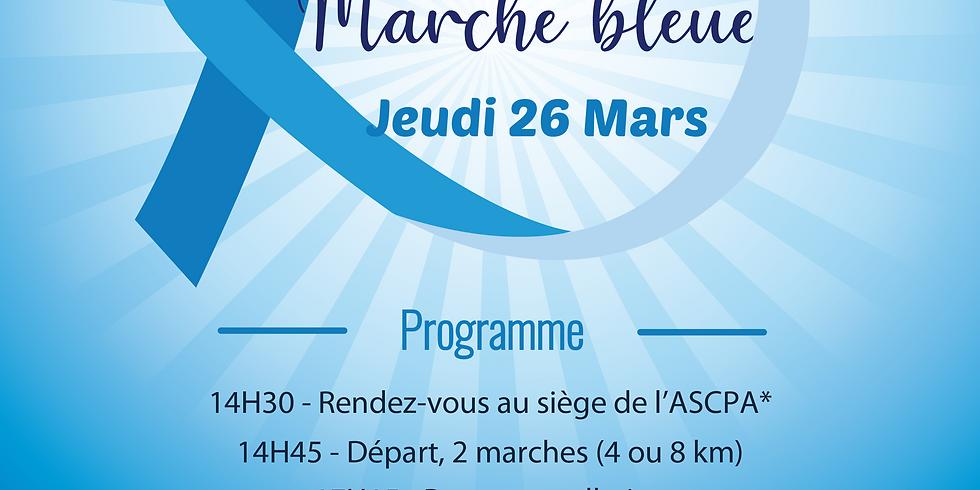 LA GRANDE MARCHE BLEUE REPORTEE (Situation sanitaire)