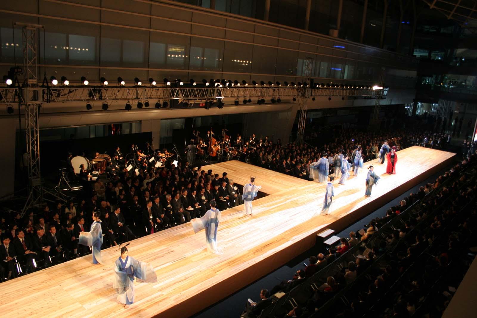 羽田空港第2旅客ターミナルオープンニングイベント