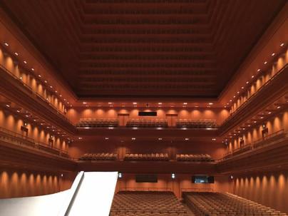 会場にて(Ryuichi Kawamura presents No Mic,No Speakers Concert #011)