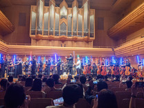 2021.8.15 FILM SCORE PHILHARMONIC ORCHESTRA東京オペラシティ公演終演しました。
