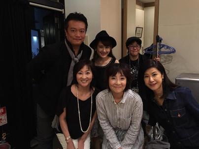 藤田朋子さんのライブ