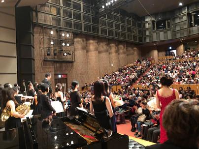 「瀬谷区制50周年記念 第九 メモリアルコンサート2019」終演しました